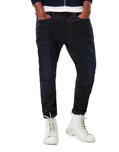 G-Star Raw D-Staq Super Slim Jeans-BLUE-29X32