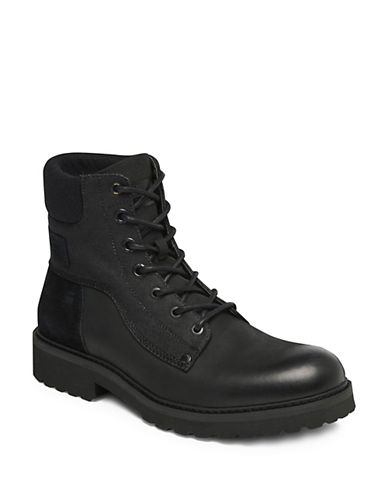 G-Star Raw Carbur Boots-BLACK-EU 42/US 9