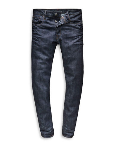 G-Star Raw Aiden Deconstructed Jeans-BLUE-31X32