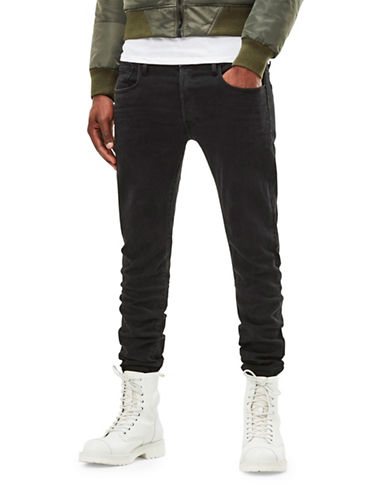 G-Star Raw Deconstructed Slim Hino Jeans-BLUE-34X32