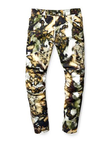 G-Star Raw Lucas Wild Dog Cotton Jeans-BROWN-33X32