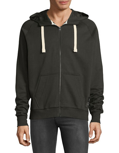 G-Star Raw Classic Zip-Front Hoodie-GREY-Small 89669312_GREY_Small