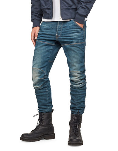G-Star Raw 3D Slim Jeans-BLUE-32X34