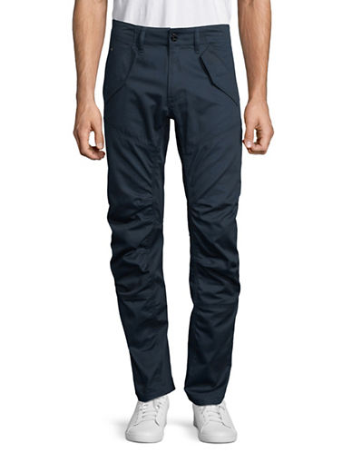 G-Star Raw Rovic Tapered Pants-BLUE-34X32
