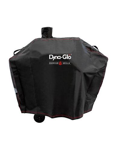 Dyna-Glo Premium Medium Grill Cover-BLACK-One Size