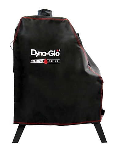 Dyna-Glo Premium Vertical Offset Smoker Cover-BLACK-One Size