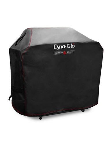 Dyna-Glo Premium 75-Inch Grill Cover-BLACK-One Size