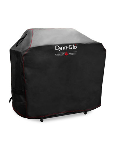 Dyna-Glo Premium 4-Burner Gas Grill Cover-BLACK-One Size