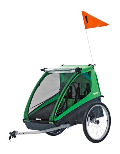 Thule Cadence Bicycle Trailer-GREEN-One Size