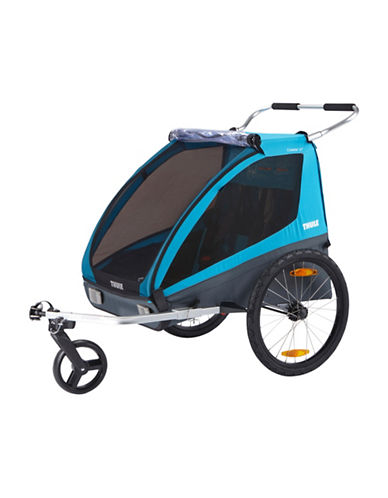 Thule Coaster XT Bicycle Trailer-BLUE-One Size