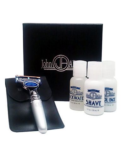 John Allan Shave Set-NO COLOUR-0