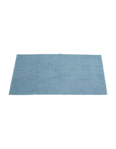 Talesma Romance Cotton Bath Towel-BLUE-Bath Towel