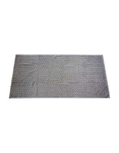 Talesma Romance Cotton Bath Towel-DARK GREY-Bath Towel