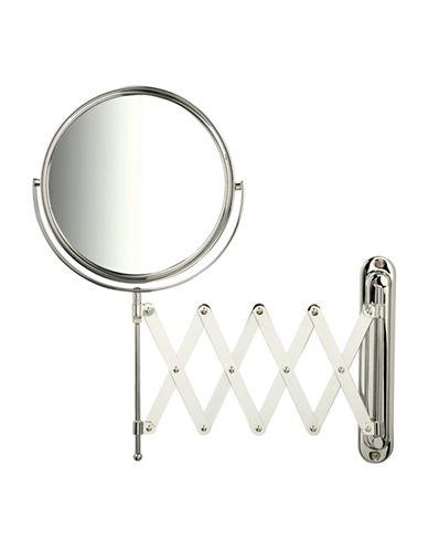 Jerdon Scissor Wall Mount Mirror-STAINLESS STEEL-One Size