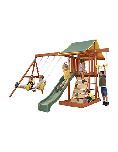 Big Backyard Meadowvale II Swing Set