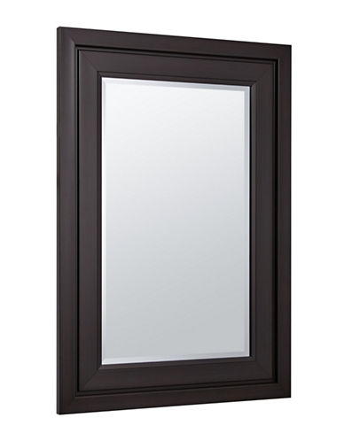 Home Outfitters Stefano Mirror-BROWN-One Size
