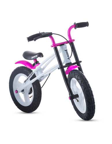 Joovy Bicycoo BMX Balance Bike-PINK-One Size