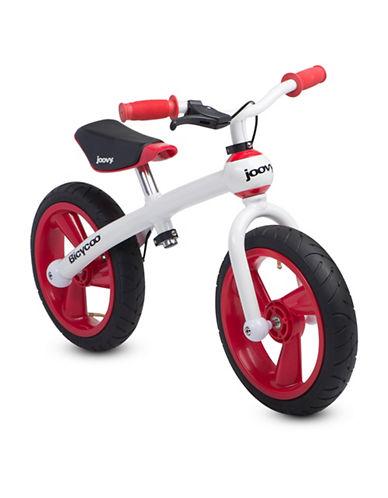 Joovy Bicycoo Balance Bike-RED-One Size