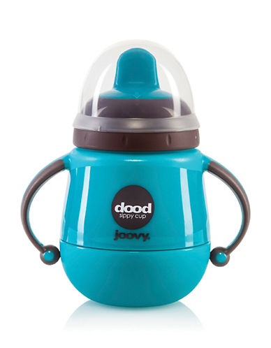 Joovy Seven oz. Insulated Sippy Cup-TURQUOISE-7oz