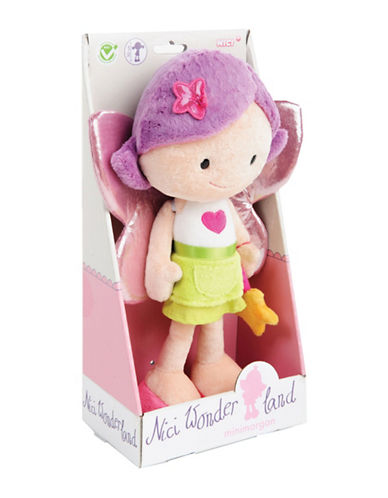 Kroeger Nici Wonderland Doll: Minicarla the Fairy-MULTI-One Size