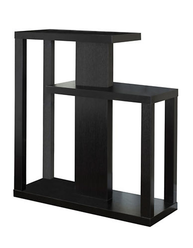 Monarch Open Concept Accent Table-CAPPUCINO-One Size