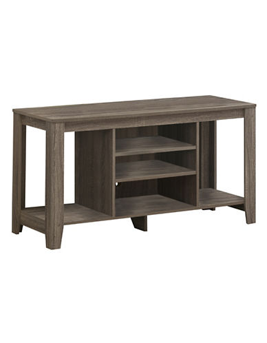 Monarch 48-Inch TV Stand-DARK TAUPE-One Size