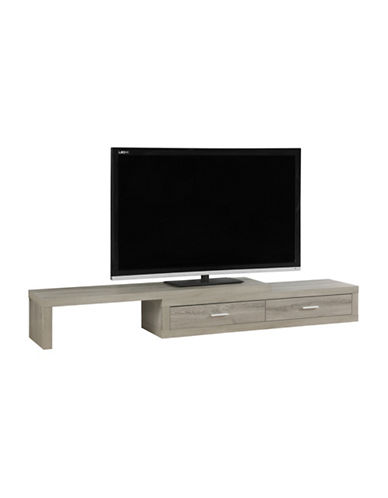 Monarch TV Stand-DARK TAUPE-One Size 88751336_DARK TAUPE_One Size
