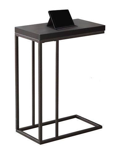 Monarch Accent Table-CAPPUCCINO-One Size