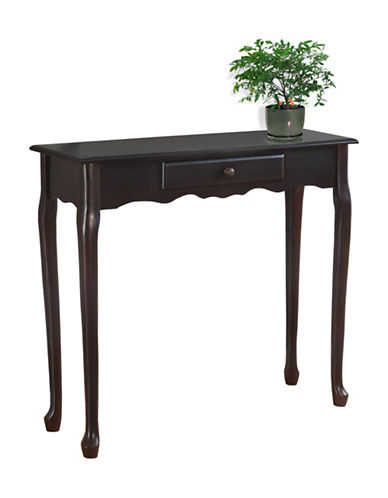 Monarch Traditional Hall Console-DARK CHERRY-One Size