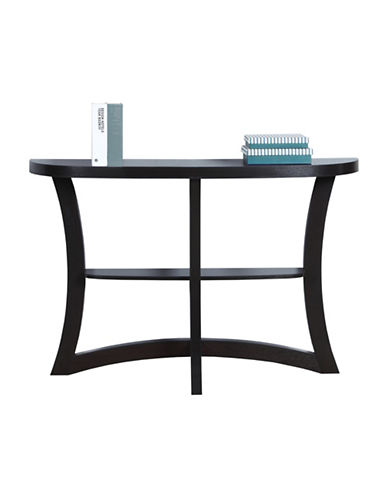 Monarch Hall Console Accent Table-BROWN-One Size