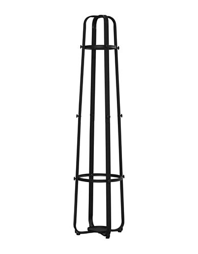 Monarch Cage Coat Rack-BLACK-One Size