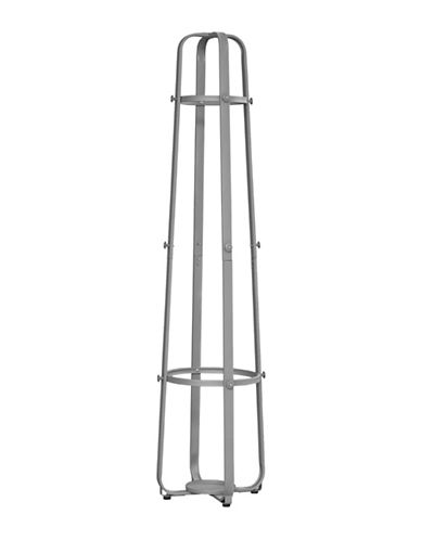 Monarch Cage Coat Rack-SILVER-One Size