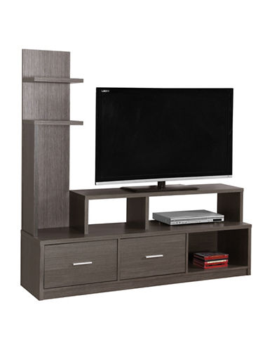 Monarch TV Stand-GREY-One Size