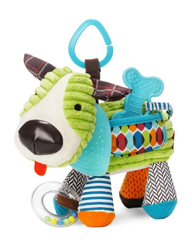 Skip Hop Bandana Buddies Activity Toy Puppy-MULTI-One Size