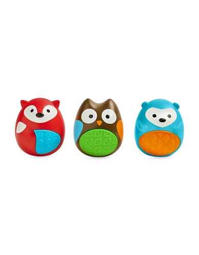 Skip Hop Explore and More Egg Shaker Trio 3-Piece Set-MULTI-One Size