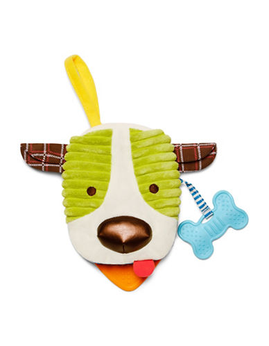 Skip Hop Bandana Buddies Puppet Book Dog-ASSORTED-One Size