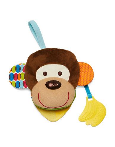 Skip Hop Bandana Buddies Puppet Book Monkey-ASSORTED-One Size