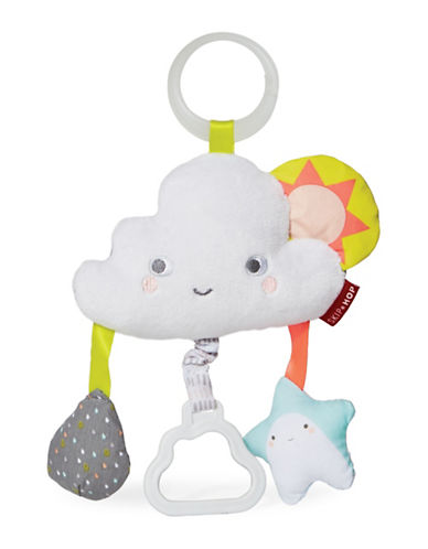 Skip Hop Silver Lining Cloud Jitter Stroller Toy-MULTI-One Size 89106334_MULTI_One Size