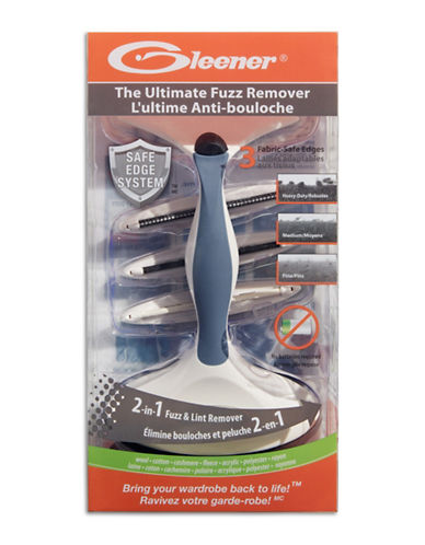 As Seen On Tv Gleener Ultimate Fuzz and Lint Remover-NO COLOUR-One Size