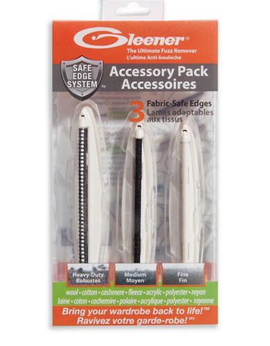 As Seen On Tv Gleener Ultimate Fuzz Remover Accessory Pack-NO COLOUR-One Size