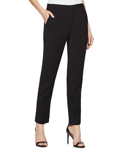 Bcbg Maxazria Tarik Straight-Leg Trouser-BLACK-8
