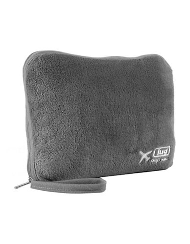 Lug Nap Sac Blanket and Pillow-GREY-One Size