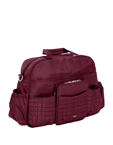 Lug Tuk Tuk Carry-all Bag-MEDIUM RED-One Size