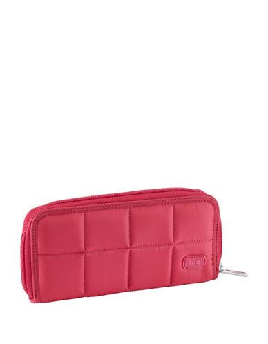 Lug Shuffle Wallet-PINK-One Size