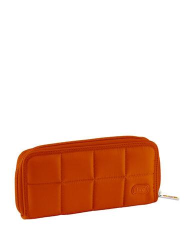 Lug Shuffle Wallet-ORANGE-One Size
