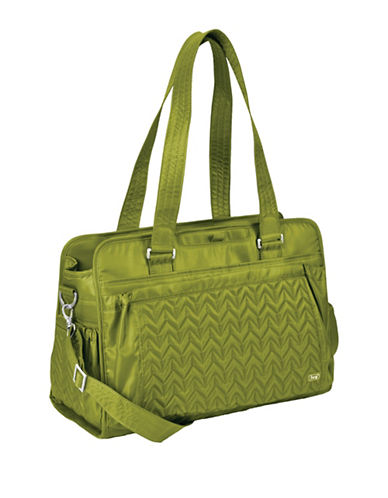 Lug Caboose Carry All Baby Bag-GRASS GREEN-One Size
