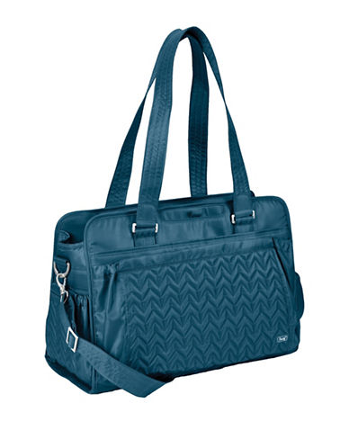 Lug Caboose Carry All Baby Bag-OCEAN BLUE-One Size