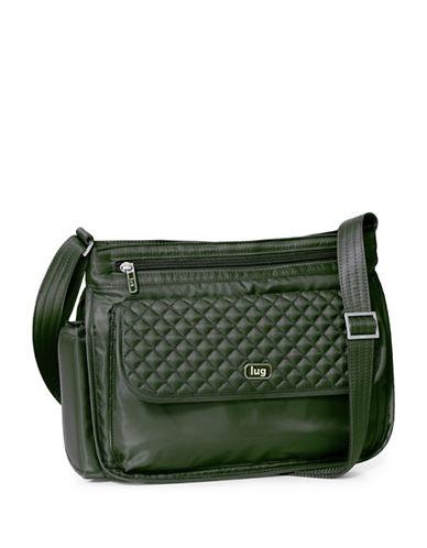 Lug Swivel Crossbody Bag-OLIVE-One Size