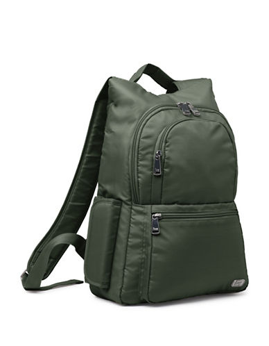 Lug Hatchback Mini Backpack-OLIVE-One Size