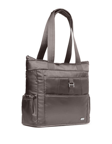 Lug Adagio Destination Tote-BROWN-One Size